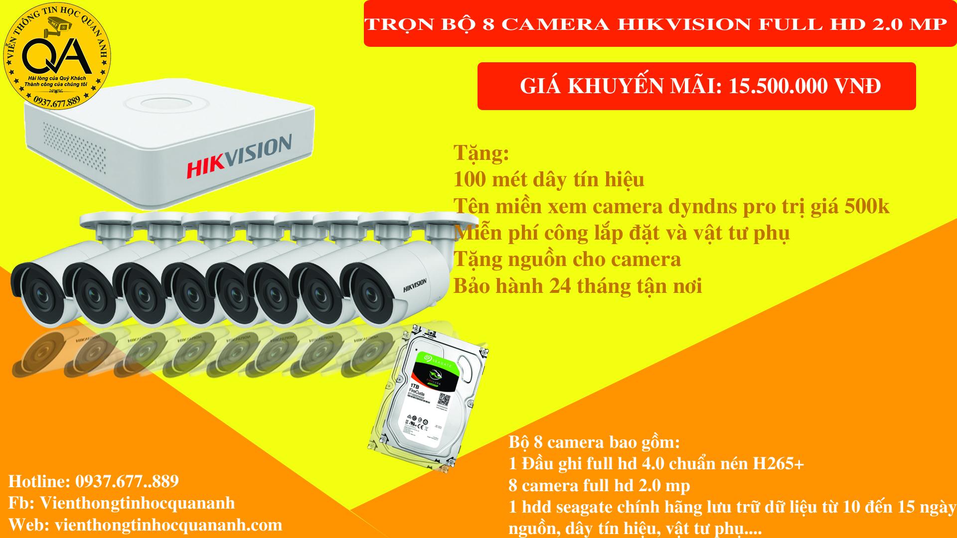bo 8 camera 2.0