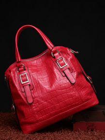 Tan Suedette Panel Duffle Bag