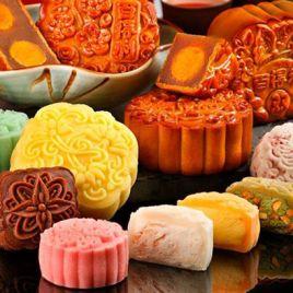 Bánh trung thu cổ truyền dân tộc