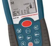 Bosch DLR165K Digital Laser Range Finder Kit