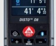 Máy đo khoảng cách GEO-Fennel DISTO D8