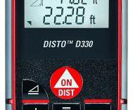 Thước đo khoảng cách cầm tay bằng tia laser Leica Disto D330