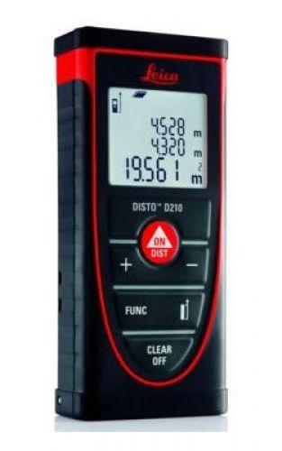 Máy đo khoảng cách laser Leica Disto D210