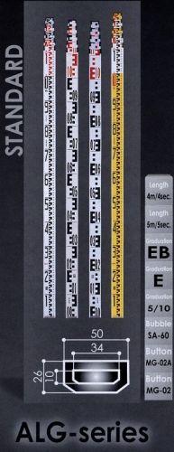 Mia rút nhôm 5 mét ALG-55E