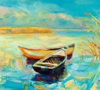 Hướng dẫn vẽ tranh sơn dầu