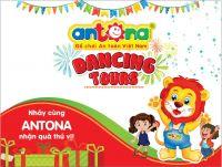 Thông báo điểm dừng chân thứ 2 ANTONA Dancing Tour