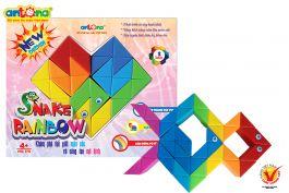 Snake Rainbow- Chú rắn cầu vồng bộ 3