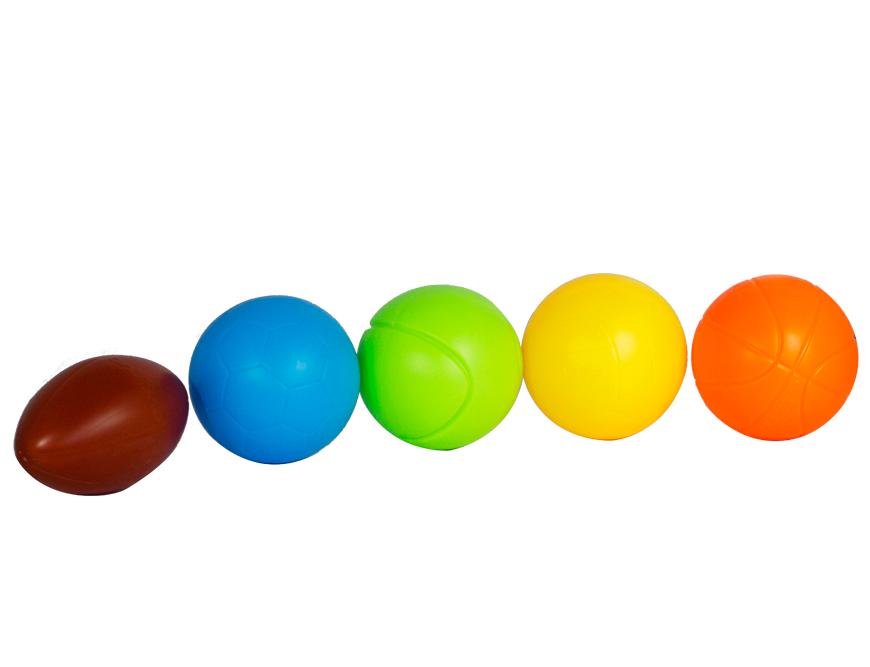 Bộ 5 bóng Ball Collection