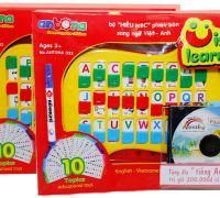 Giới thiệu Bảng Hiếu học song ngữ