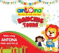 Hướng dẫn nhảy điệu THE LION SLEEP TO NIGHT của ANTONA
