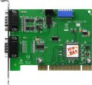 Card PCI 1 cổng RS-422/485 + 1 cổng RS-232