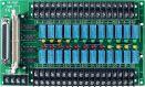 Module 4 kênh Realay công suất DIN-Rail Mounting