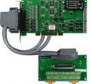 Card Universal PCI 8 kênh D/A cách ly + DN-37