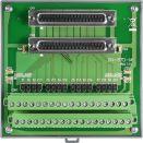 Termination board for RTD module