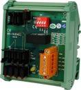 "Distributed Motionnet 4 port Hub module and 6 ""4PKD1O0000003"" Orange e-CON Mini-Clamp connector"