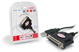 Cáp USB -> COM 25 Unitek (Y121)