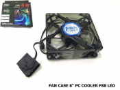 Fan Case 8 PC Cooler F88