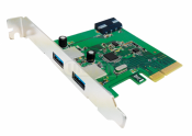 CARD PCI - 2 CỔNG USB 3.1 EXPRESS UNITEK (Y - 7305)