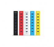 Bộ chia USB HUB 7 cổng USB 3.0 Orico H7013-U3-AD