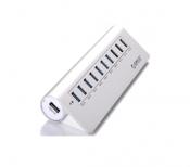 Bộ chia USB HUB 10 cổng USB 3.0 Orico M3H73P