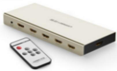 UGREEN 40279 Bộ chia HDMI 5 vào 1 ra chính hãng