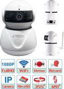 Camera IP không dây HD6600B ( Wifi 2MP/H.264+ )