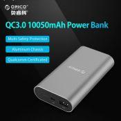 ORICO QC3.0 10050mAh Power Bank (QS1)