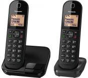 Điện thoại không dây kỹ thuật số DECT Panasonic KX-TGC412
