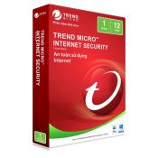 Phần mềm diệt Virus Trend Micro Internet Security 1PC 2018