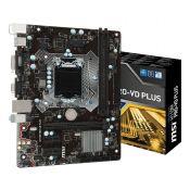 Bo mạch chính/ Mainboard Msi H110M Pro VD Plus