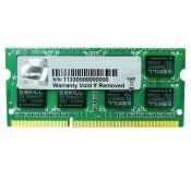 Bộ nhớ laptop DDR3 G.Skill 8GB (1333) F3-10666CL9S-8GBSQ