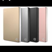 Ổ cứng HDD Seagate 2TB Backup Plus 3.0, 2.5'' (Vàng)