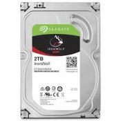 """Ổ cứng NAS Seagate Ironwolf 2TB 3.5"""" Sata 3 (ST2000VN004)"""