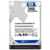 "Ổ cứng HDD WD 750GB 2.5"" Sata 3 5400 (WD7500 BPVX) (Xanh)"