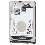 Ổ cứng HDD WD 500GB 2.5 Sata 3 7200 (WD500 LPLX) (Đen)