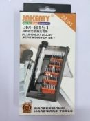 Bộ vít đa năng Jakemy JM- 8151