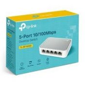 Switch Tp-link Tl-SF1005D 5 cổng 10/100 Mbps