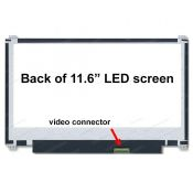 LCD 11.6  LED Slim 30PIN  (ASUS UX21)