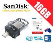 USB USB Sandisk SDDD3 OTG 16GB 3.0