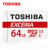 TOSHIBA U3 - EXCERIA 64GB