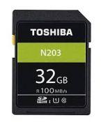 SDHC 100MB U1 -N203 32GB