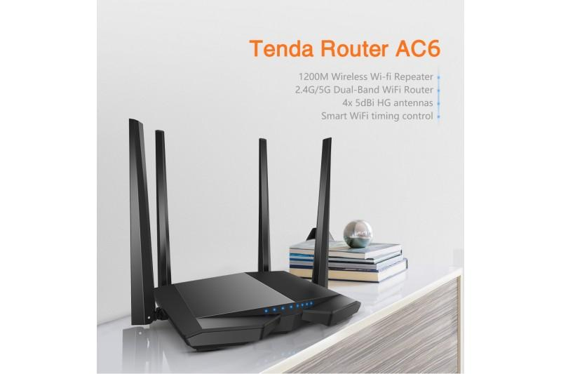 Bộ phát wifi Tenda AC6