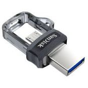 USB SANDISK OTG 3.0 SDDD3 256g