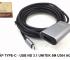 Cáp Type-C USB nối dài 3.1 unitek 5m U304 AGY