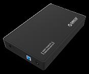 """Hộp ổ cứng Orico 3588US3 3.5"""" và 2.5"""" SATA 3 USB 3.0"""