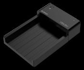 """Đế ổ cứng Orico 6518us3 (Docking) 1 khe cắm: 3.5"""" và 2.5"""" SATA 3 USB 3.0"""