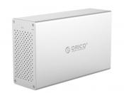 "Hộp ổ cứng Orico WS200RU3 3.5"" 2 khe cắm SATA 3 USB 3.0 Type B"