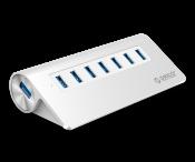 Bộ chia USB Orico M3H7-V1 HUB 7 cổng USB 3.0