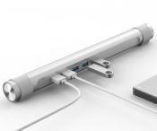 Bộ chia USB Orico M4U3 HUB 4 cổng USB 3.0