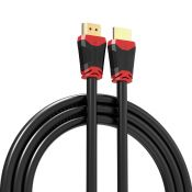 Cáp HDMI 1m Orico HD303-10-BK Version 2.0